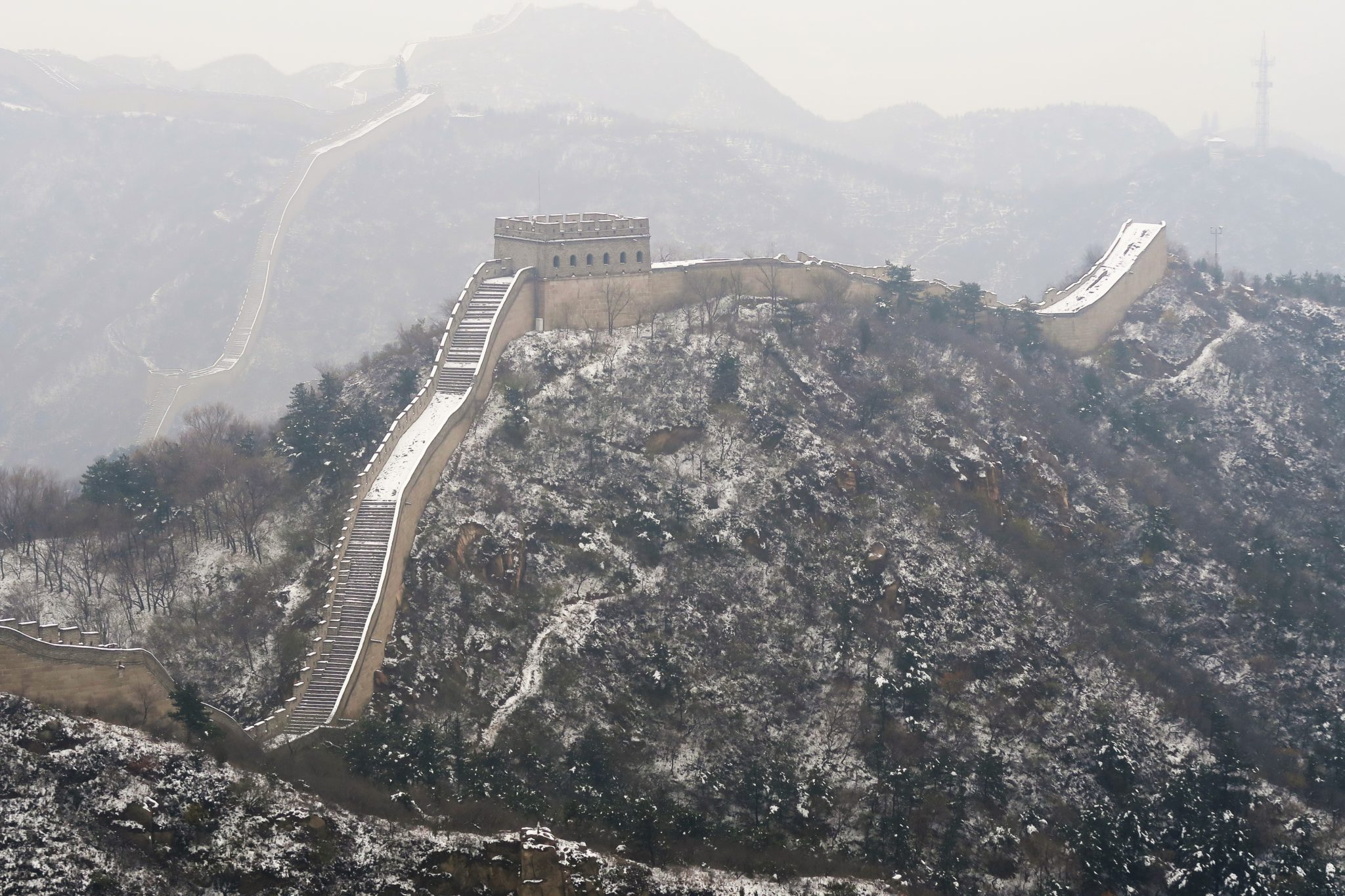 The Great Wall of China Roberto Poeti Chimica