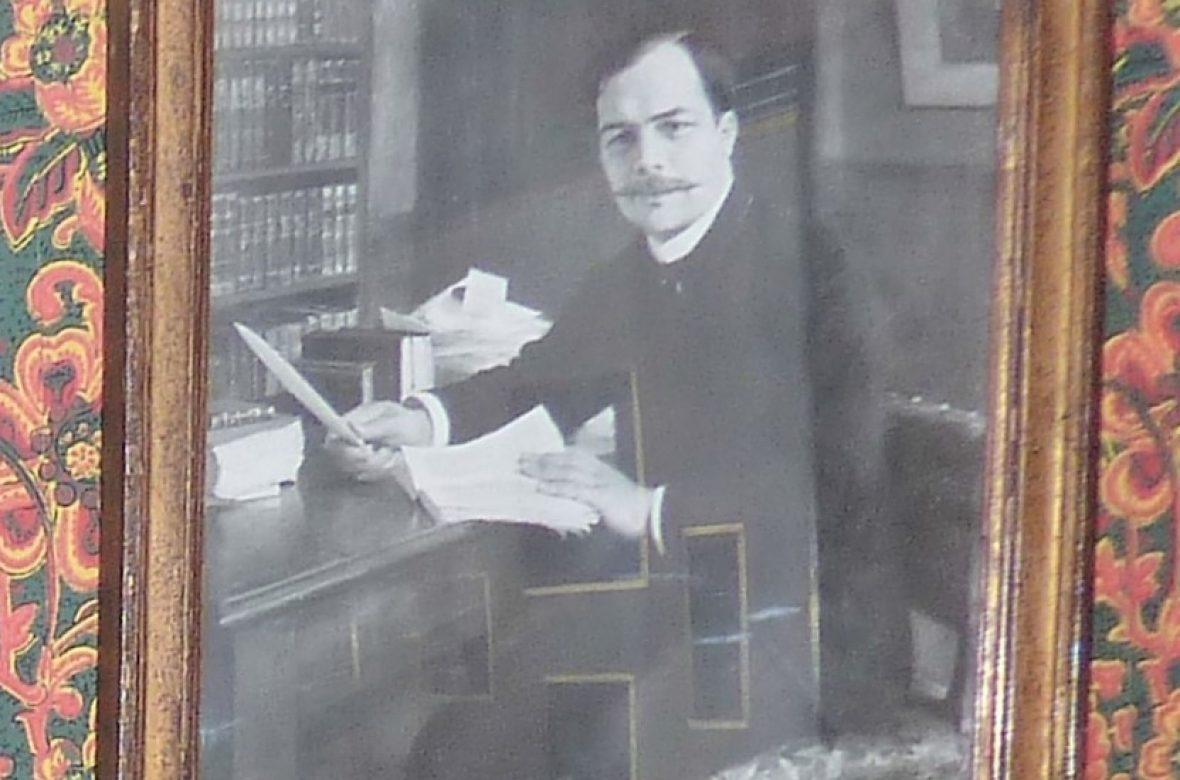 Ritratto di Louis Pasteur da giovane